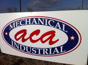 aca industrial signage - Copy