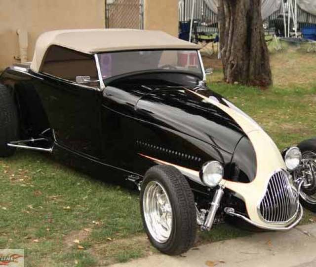 Jeff Bates Very Nice 29 Ford Track Nosed Roadster From Laguna Niguel Ca Deserved Its Award