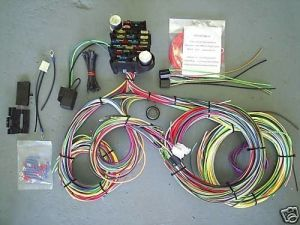 EZ Wiring Harness Kit | Hotrod Hotline