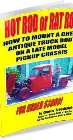 Hot Rod or Rat Rod Truck eBook
