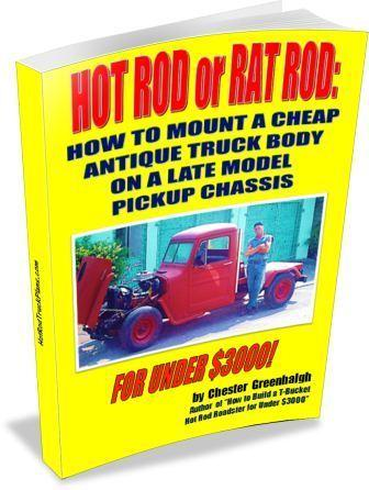 How to Build a Hot Rod Rat Rod Truck