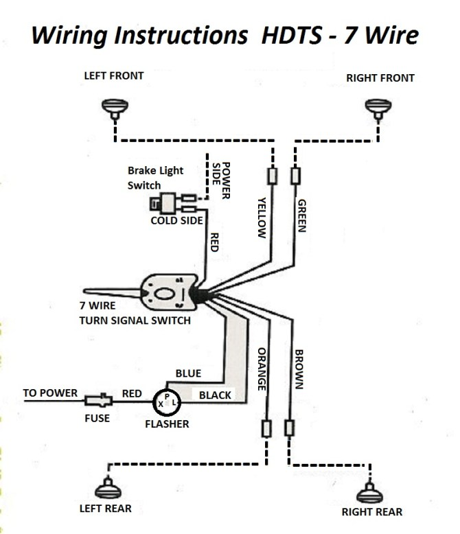 hot rod tail light wiring diagram  grhopper 223 fuse box