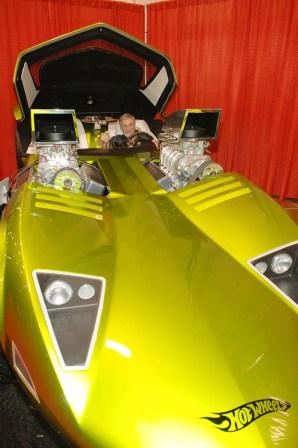 Hot Wheels® Kicks Off Its 40th Anniversary - SEMA 2007