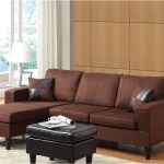 Modern 3pc Chocolate Sectional Sofa Set Hot Sectionals