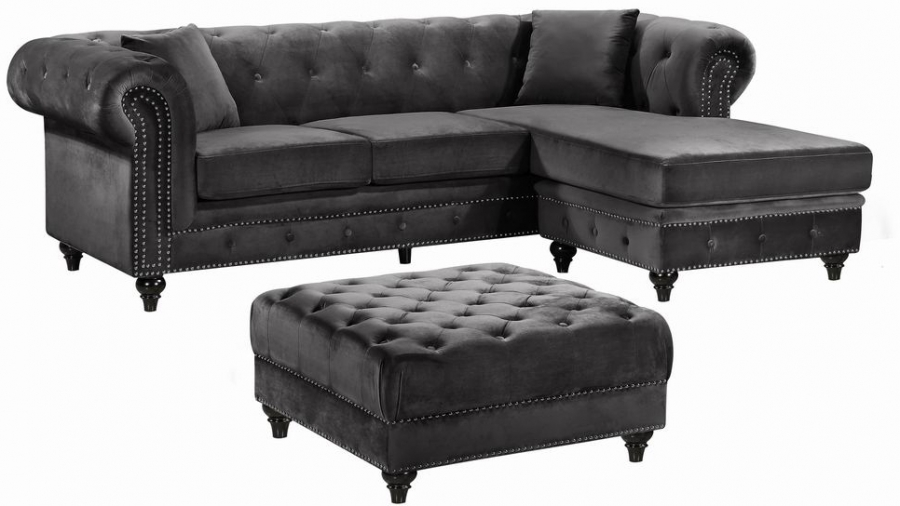 Sofa Reversible Chaise Lounge