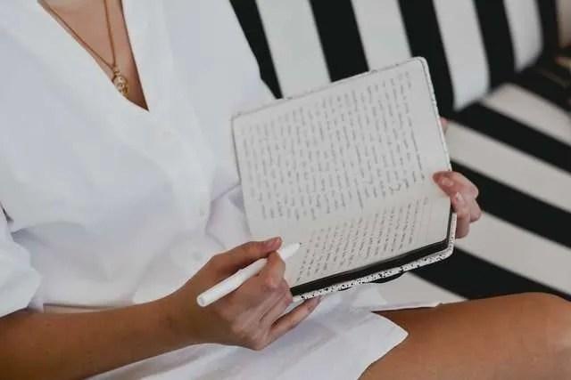 Diary Notes Habits