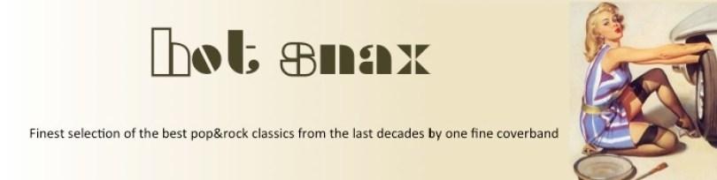 Hot Snax adreskaart frontpage