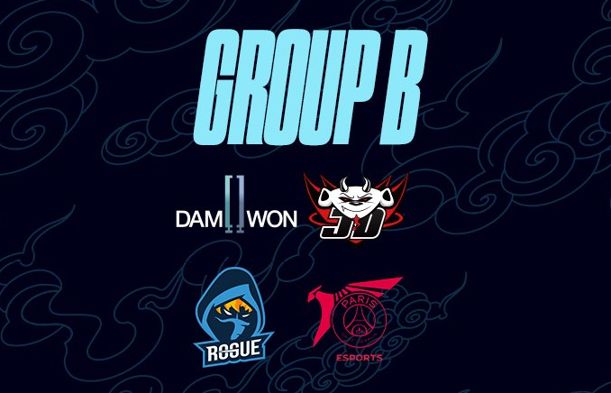 Worlds 2020 Group Stage Groups - Hotspawn.com