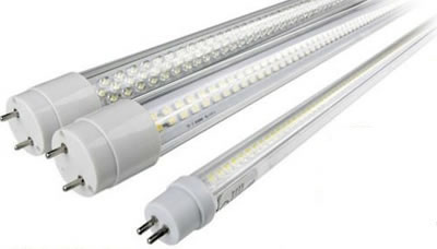 how to change a fluorescent light bulb