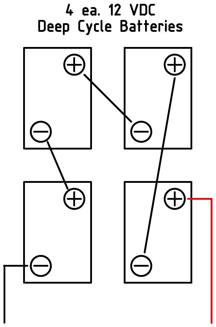 Club Car 48 Volt To 12 Reducer Wiring Diagram 48v Voltage