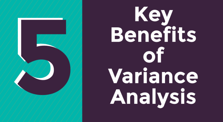 how to write a variance report