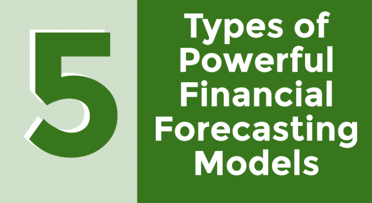 Title image to Article about powerful financial forecasting models