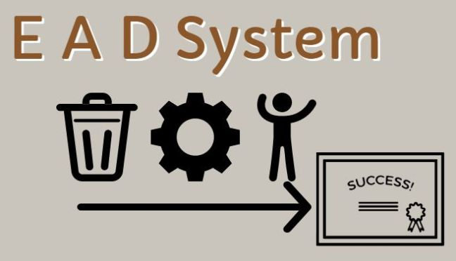lean management accounting with EAD system