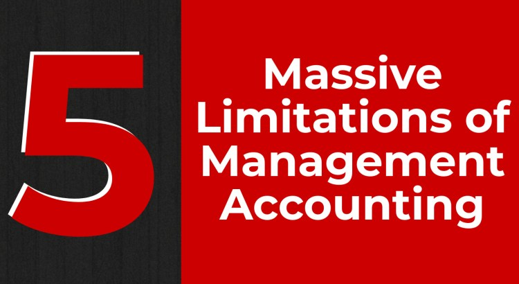 limitations of management accounting title image