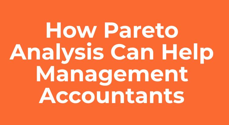 Pareto analysis title image