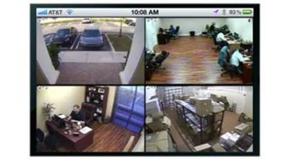 Control CC Camera with Lava X10