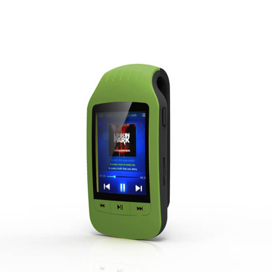 HOTT Portable Mini Bluetooth MP3 Music Player