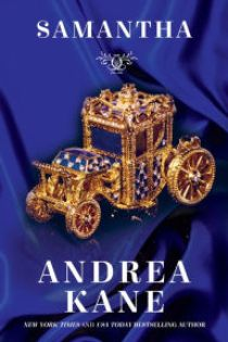 Samantha by Andrea Kane cover