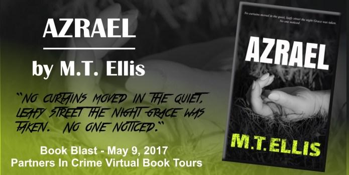 Azrael by M.T. Ellis Book Blast