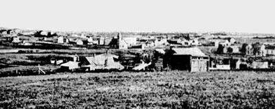 Mason City Nebraska in 1900