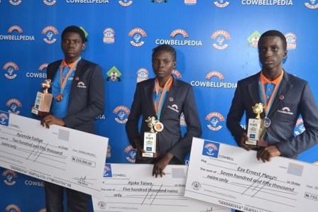 Cowbell Mathematics Competition Application Form and Guide 2018/2019