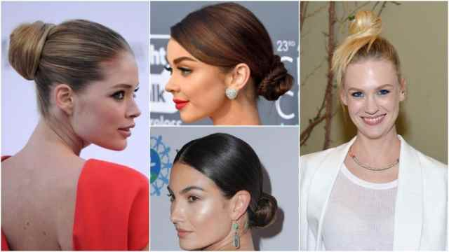 30 bun hairstyles for women to look gorgeous - haircuts