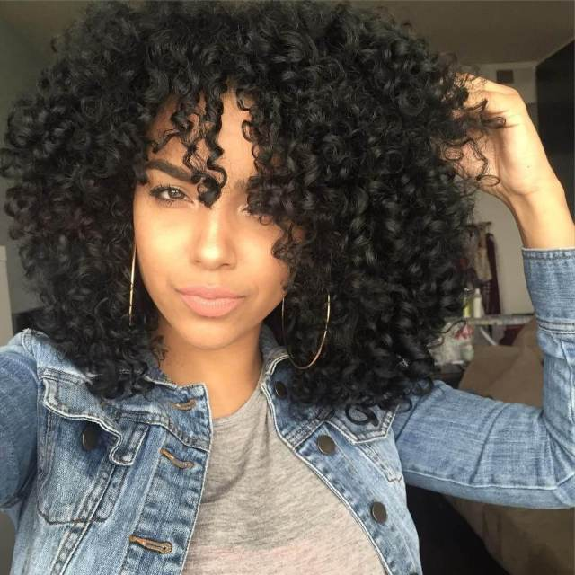 20 extraordinary african american curly hairstyles