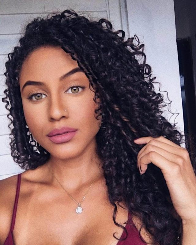 20 most coolest black curly hairstyles for women - haircuts
