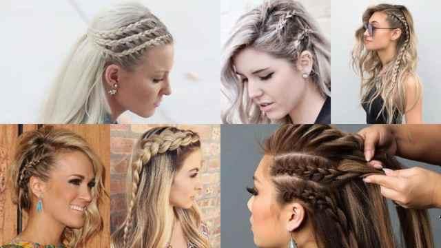 25 effortless side braid hairstyles to rock this season