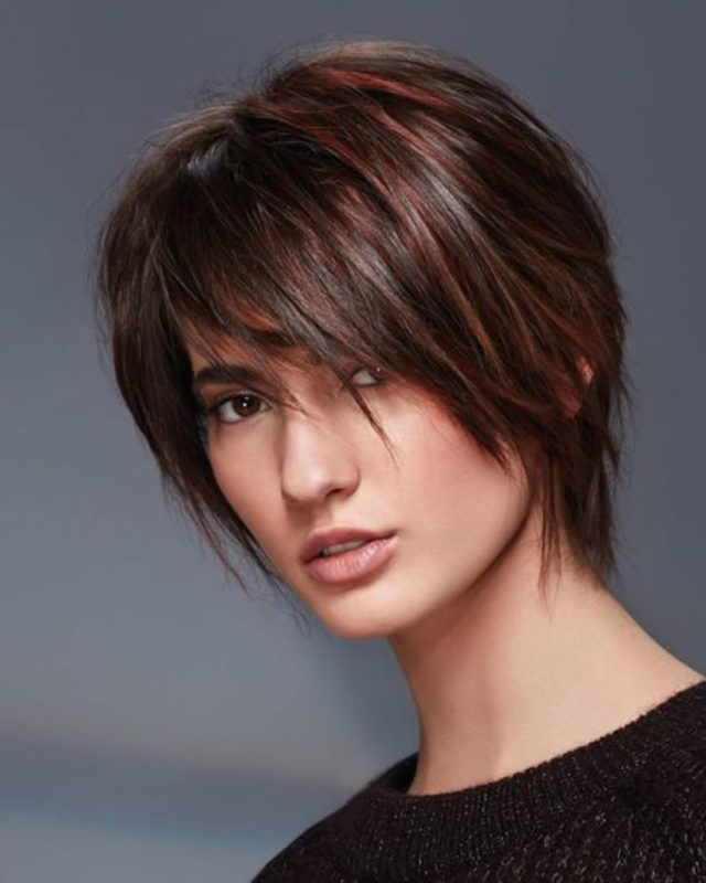 20 short brunette hairstyles for an awesome look - haircuts