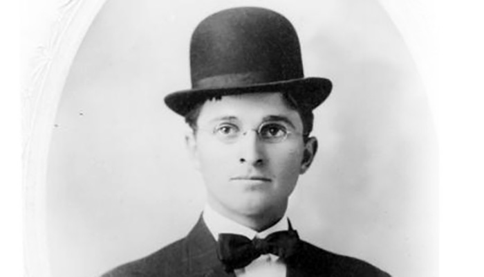 Young Harry S Truman