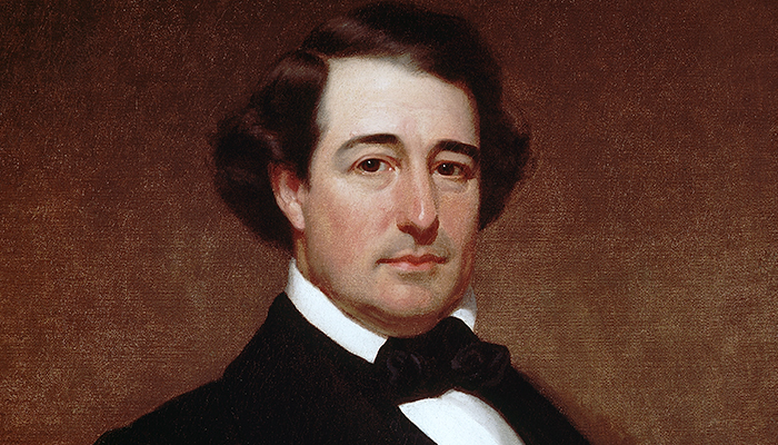 Young Millard Fillmore