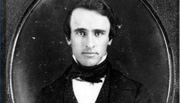 Young Rutherford B Hayes