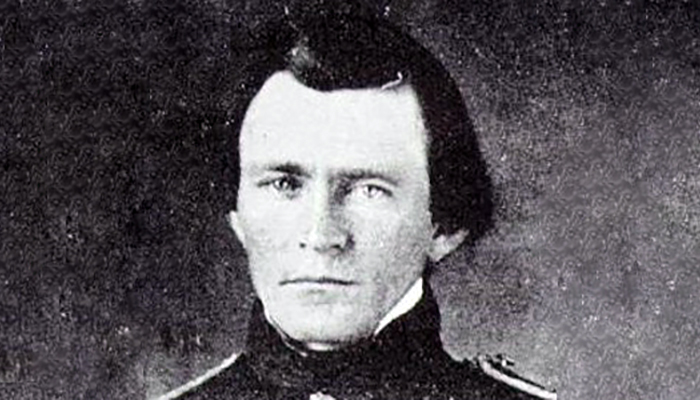 Young Ulysses S. Grant