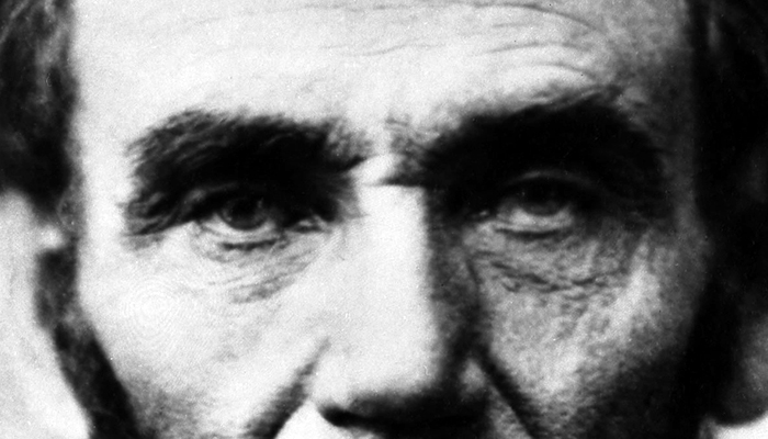 Abraham Lincoln's eyebrows