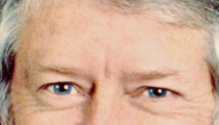 Jimmy Carter's eyebrows