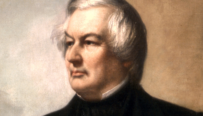 Millard Fillmore's eyebrows
