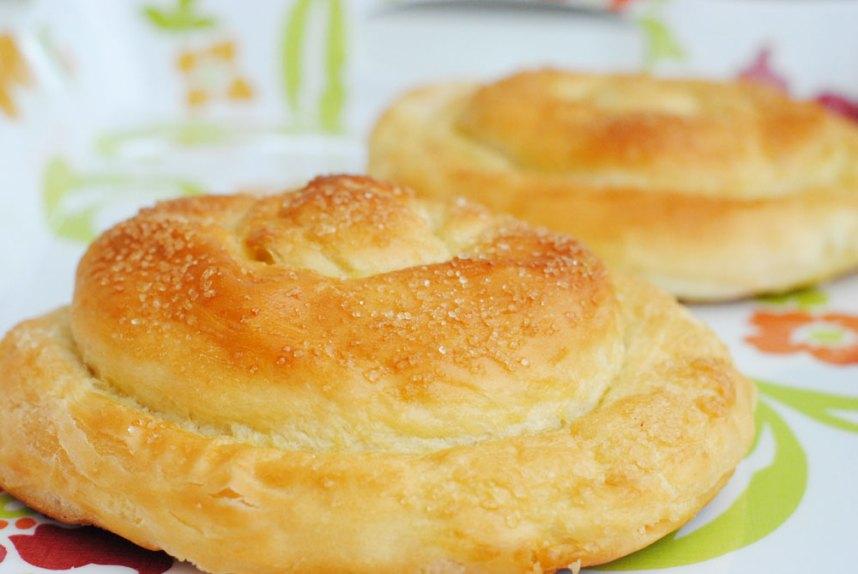 Daring Bakers: Ensaimadas | Hottie Biscotti
