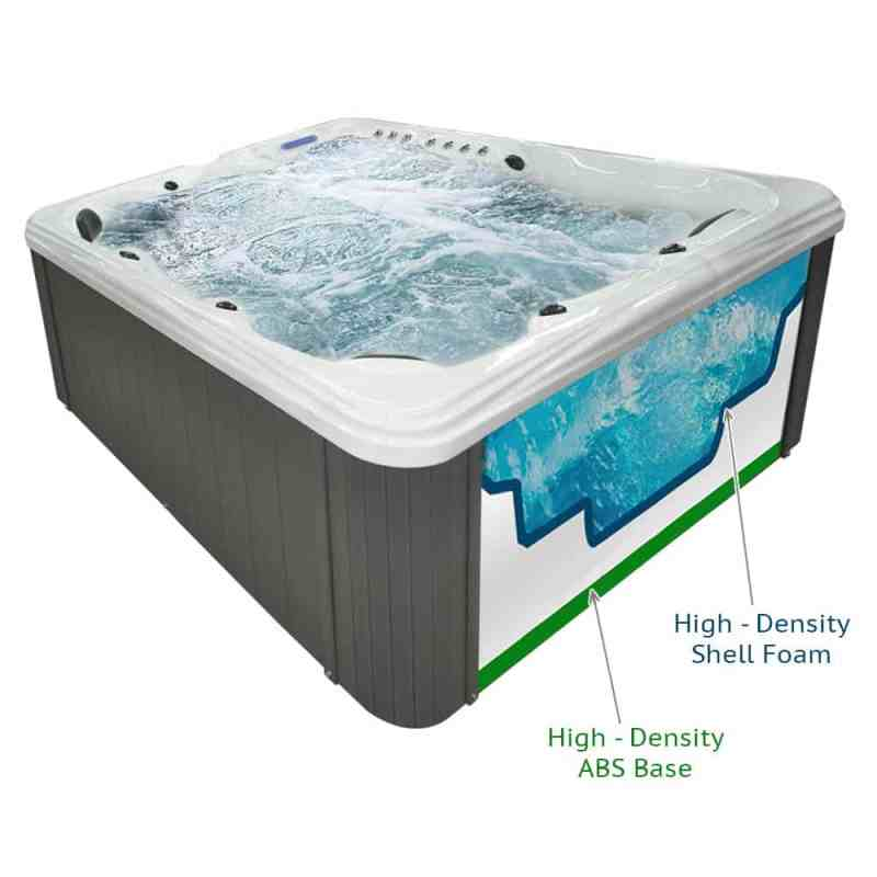 Double Insulation image for Hot Tub Master