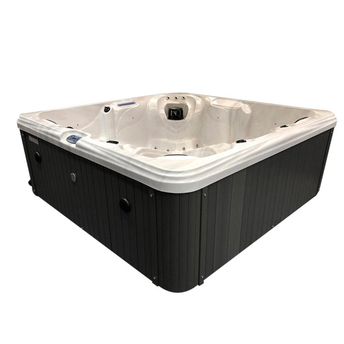 Night Stream - 5 Person Hot Tub Details Image-4
