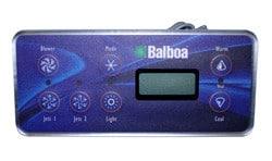 balboa 7 button