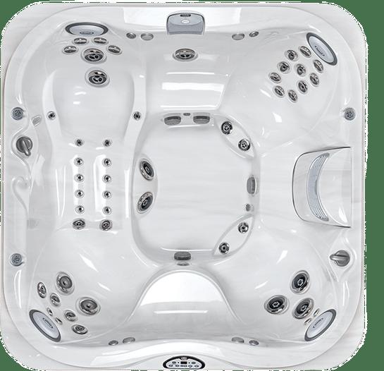 Jacuzzi J-375 hot tub