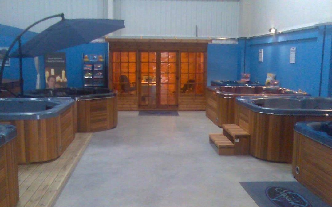 Hot Tubs Kent | Hot Tub Showroom Maidstone | Hot Tub Studio