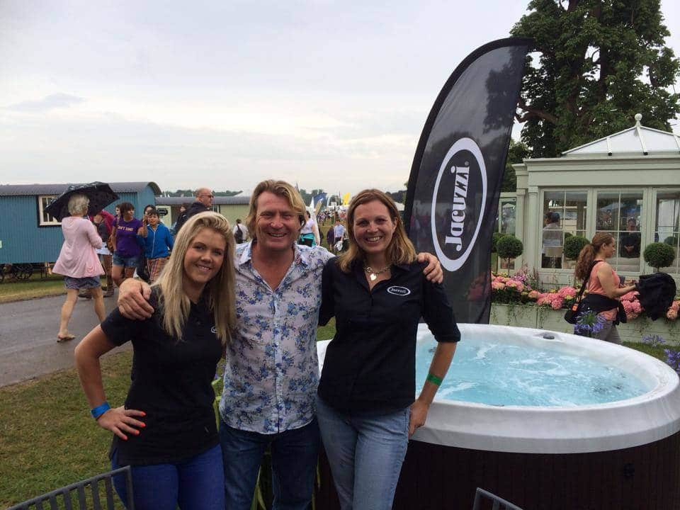 Hot Tubs at Game Fair 2016