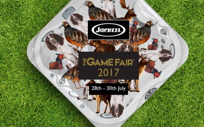 Jacuzzi Hot Tubs at The Game Fair 2017