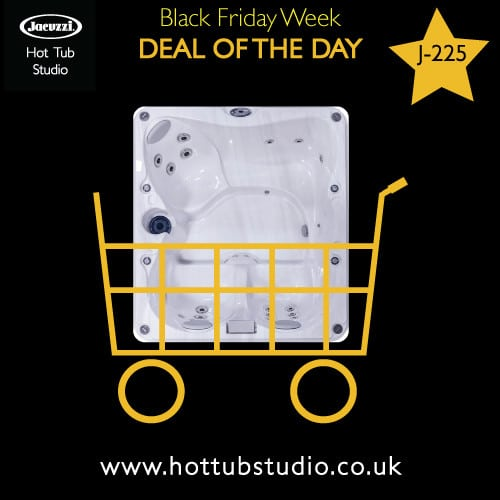day tub studio jacuzzi sunday deals of the hot friday j deal black