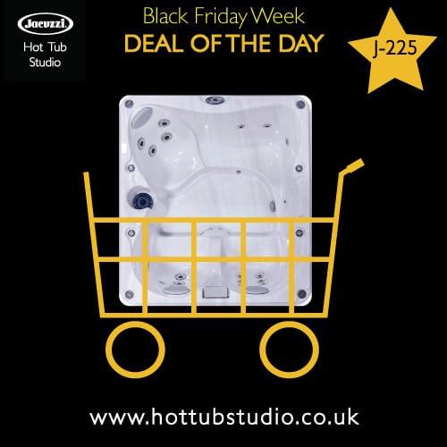 Black Friday Hot Tub Deals