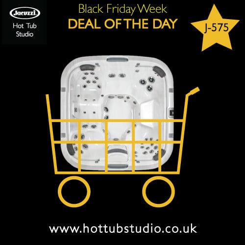 Black Friday Hot Tub Deals of the Day