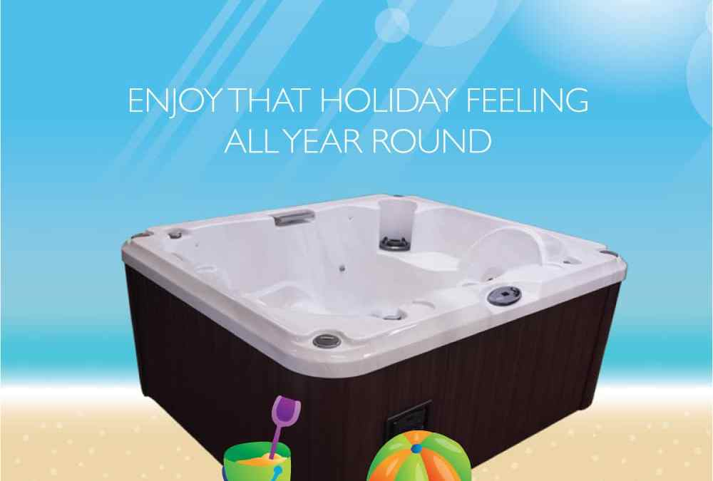 August 2018 Jacuzzi Hot Tub Special Offer