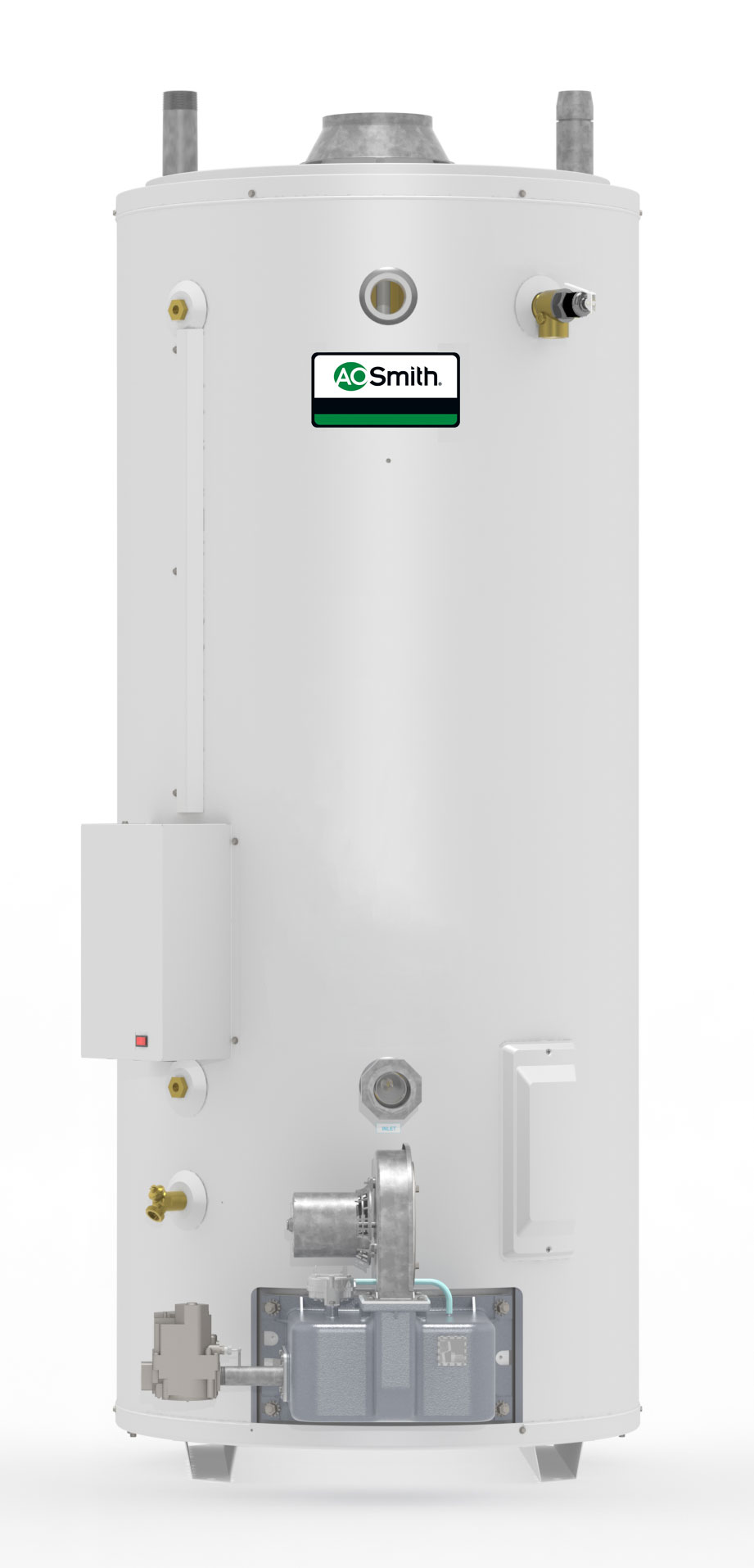 MasterFit® UltraLow NOx  Water Heaters Commercial by A O Smith > A O Smith Water Heaters